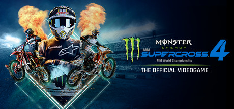 Monster Energy Supercross - The Official Video game 4 Download Free PC Game for Mac