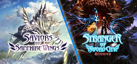 Saviors of Sapphire Wings Stranger of Sword City Revisited Download Free PC Game for Mac