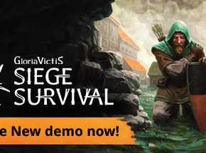 Siege Survival: Gloria Victis Download Free PC Game for Mac