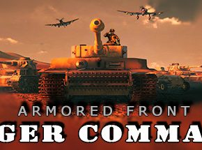 Armored Front Tiger Command Download Free PC Game for Mac