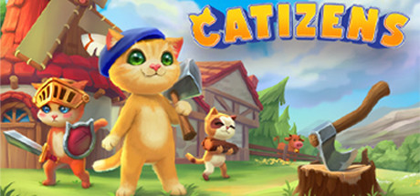 Catizens Download Free PC Game for Mac