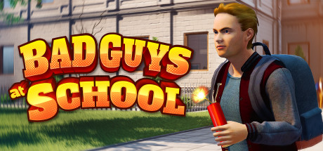 Download Bad Guys at School Free for PC Game Full Version