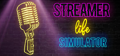 Game Streamer Life Simulator Free Download for PC