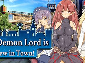 The Demon Lord is New in Town Free Download PC Game