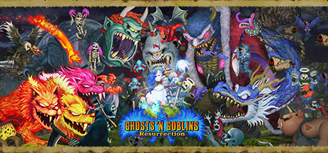 Ghosts 'n Goblins Resurrection Download Free PC Game
