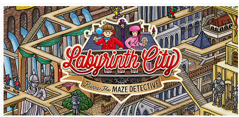 Labyrinth City Pierre the Maze Detective Game Free Download