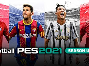 eFootball PES 2021 MAC Download Free for PC Full Version