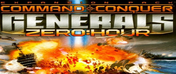 Command and Conquer Generals Zero Hour Game PC Download