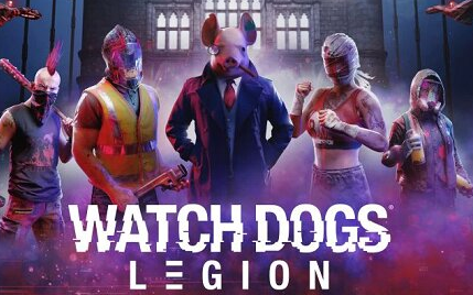 Watch Dogs Legion PC Game Download