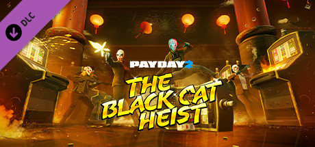PAYDAY 2 Black Cat Heist Download Game Free for PC